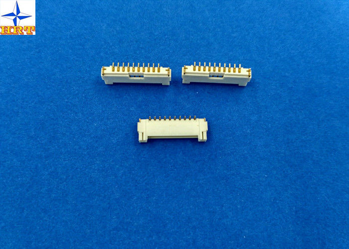 1.25mm Pitch Vertical SMT Connector With Phosphor Bronze Material A1253WVA Series