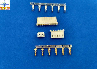 Sigle Row molex 5264 equivalent Wire To Board Connector, 2.5 Mm Pitch Crimp Connector
