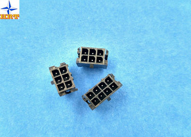 China 3.0mm Pitch Board In Connector, Wafer Connector Tin-Plated Foot Dual Row Header factory
